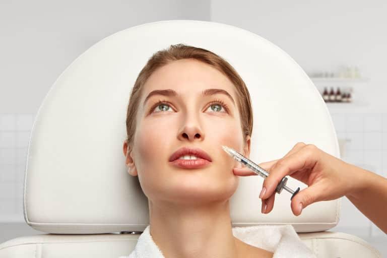 Botox Peeling e filler